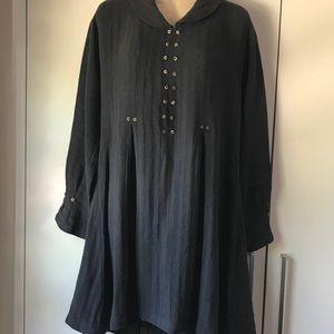 Custom Designed Dress w/ Beautiful Button Details